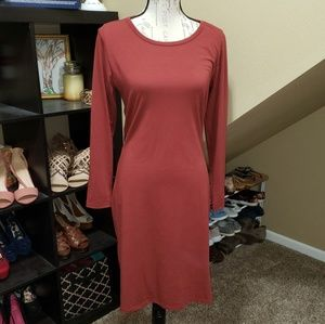 Lularoe Debbie midi dress